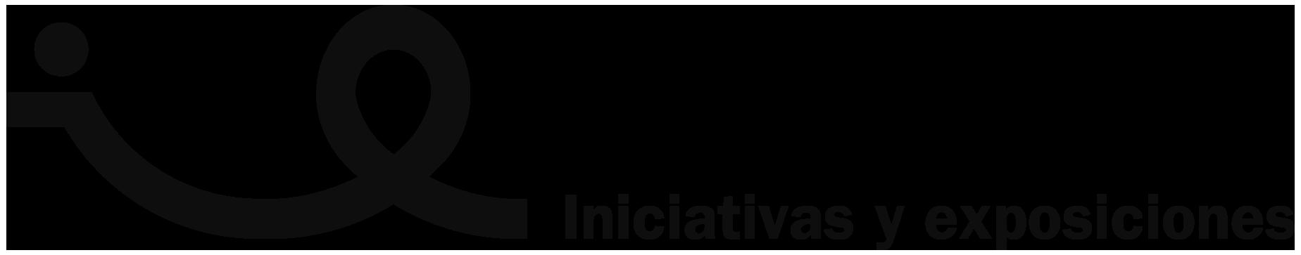 Logo Iniciativas y Exposiciones