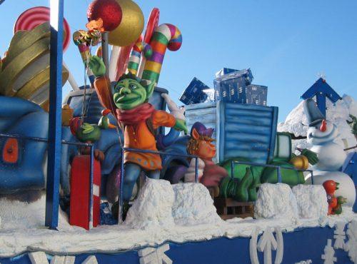 Cabalgatas de Reyes 1980-2006