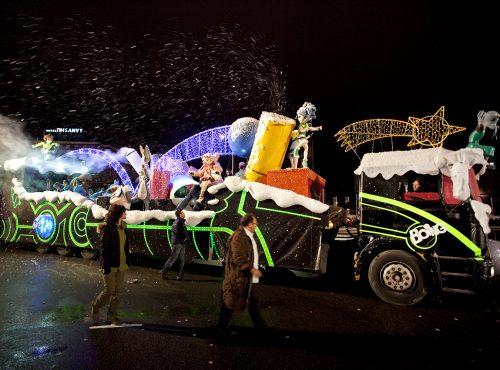 Cabalgata de Reyes 2011