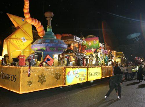 Cabalgata de Reyes 2007