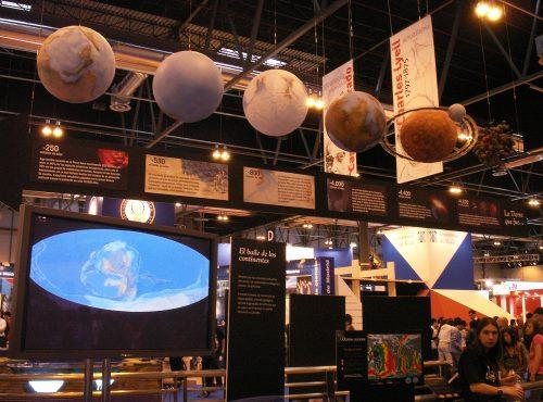 Planetario en la Feria de la Ciencia 2006-2007