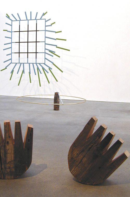 Esculturas Juan N. Baldeweg