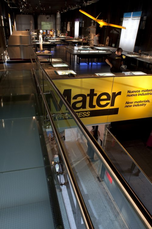 Mater in Progress en Madrid