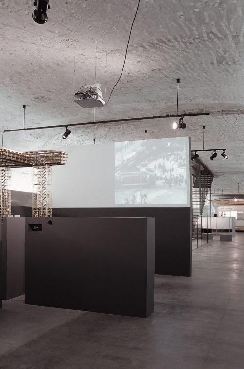 Arquitecturas ausentes en Sala Arquerías