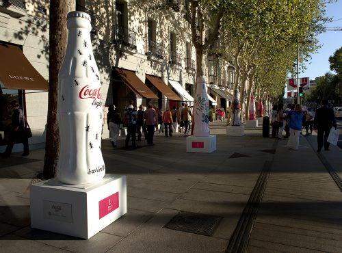 Pasarela Coca-Cola
