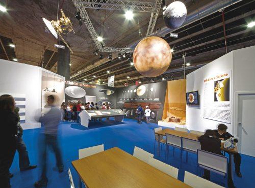 Planetario en la Feria de la Ciencia 2008