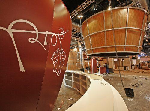 Stand La Rioja Turismo en FITUR 2008