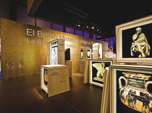 Museo MARQ en FITUR 2009